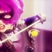 Hit-Girl.  - chloe-moretz icon
