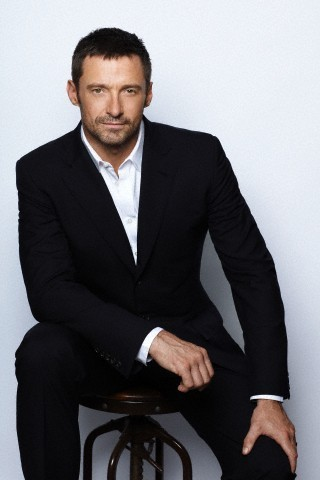Hugh Jackman photoshoot 2010
