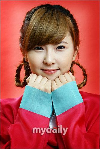 Hyemi - Happy Chuseok