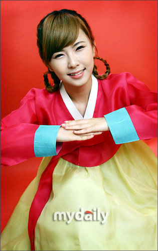 Hyemi - Happy Chuseok