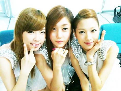 Hyemi, Sera & minha