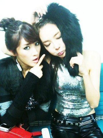 Hyuna & Lynn