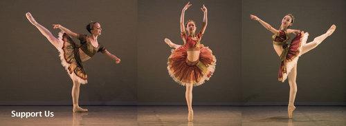 Ballet wallpaper called I Love Ballet