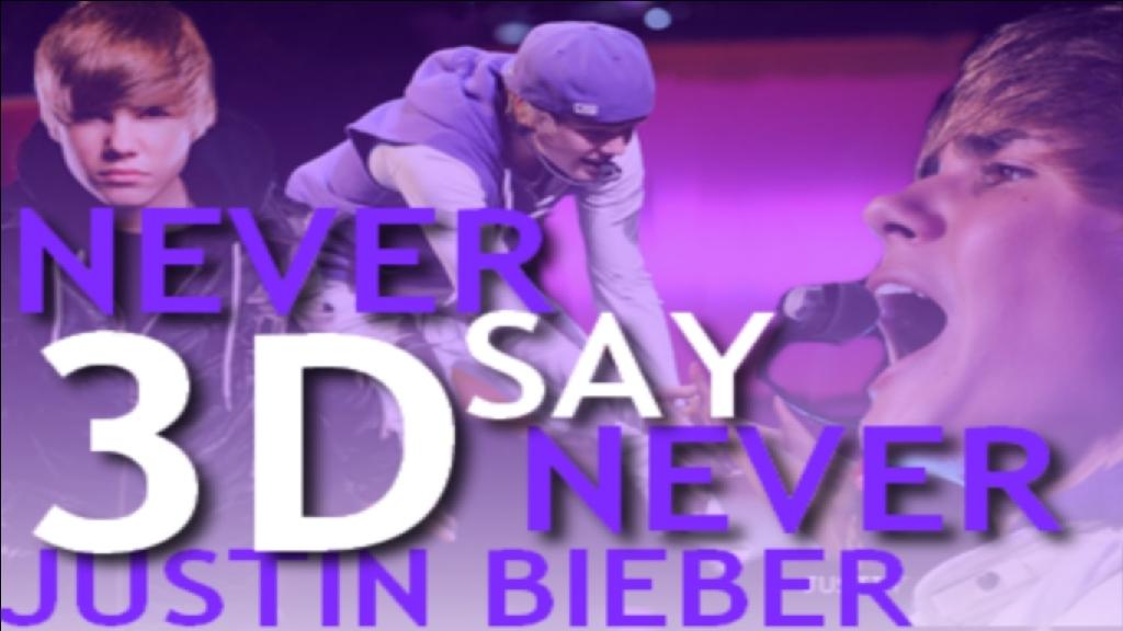 JB Never Say Never 3D - Justin Bieber 1024x576