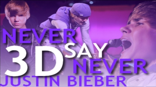 JB Never Say Never 3D