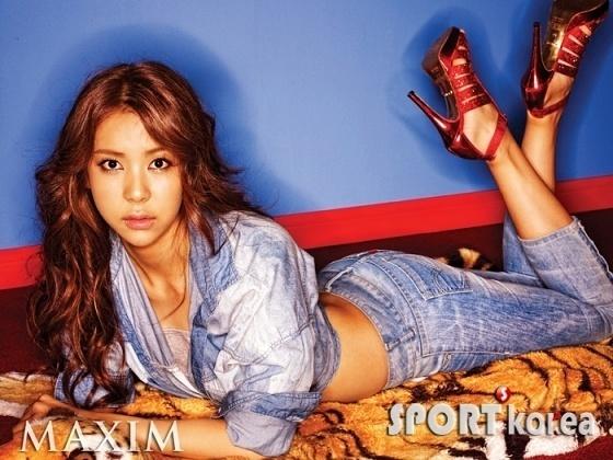 Jaekyung for Maxim