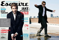 Jake Gyllenhaal -  Magazine Esquire UK Dez.2010 - jake-gyllenhaal photo