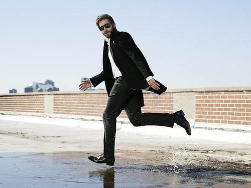 Jake Gyllenhaal - Magazine Esquire UK Dez.2010