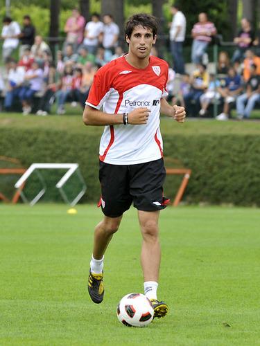 Javi Martinez - Athletic Bilbao Training