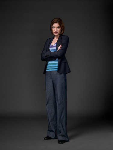 Jennifer Carpenter as Debra 摩根 in Promo from Season 3