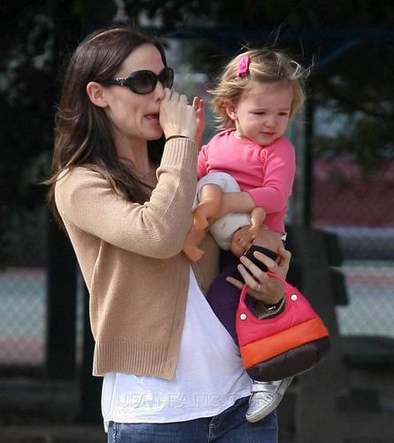 Jennifer and ungu in Santa Monica!