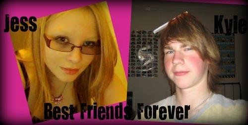 Jess and Kyle <3