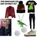 Jjong Dinosaur Boy
