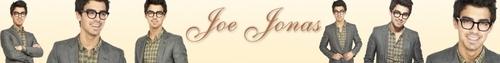 Joe Jonas banner