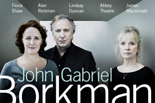 John Gabriel Borkman theater