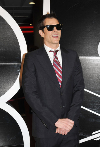Johnny Knoxville @ the UK Premiere of 'Jackass 3D'