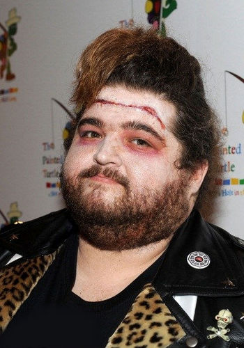 Jorge Garcia-Jorge participated in The Rocky Horror Picture 表示する コンサート for it's 35th Anniversary.
