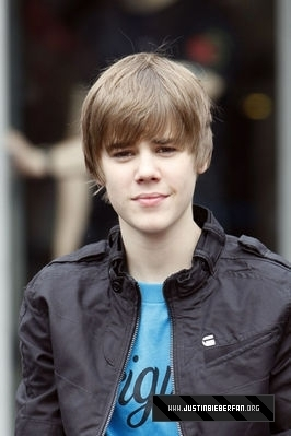 Justin Bieber leaving GMTV - March 18