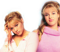 Kate and Lizzie - lizzie-mcguire photo