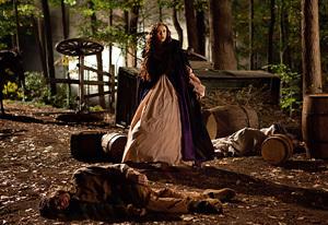 Ian Somerhalder e Nina Dobrev wallpaper called Katherine