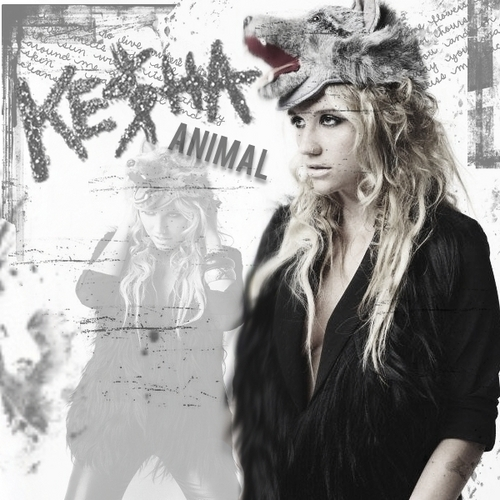 Ke$ha Animal FANMADE Cover