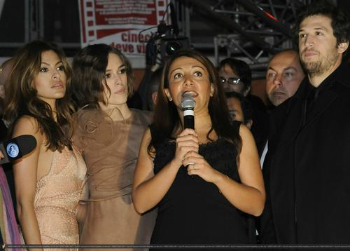 "Keira @ ""Last Night"" Premiere @ The Rome Film Festival"