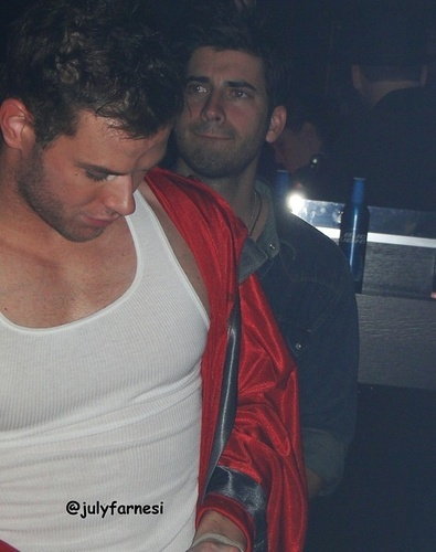 Kellan Halloween at a party in Atlantic City (30.10.10)