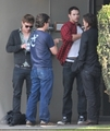 Kellan, Jackson and Xavier - Old/New photo - twilight-series photo