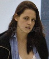 Kristen at New Orleans Airport - twilight-series photo