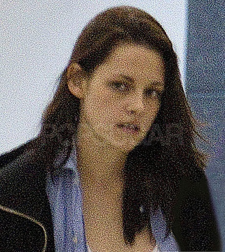 Kristen in the airport of New Orleans