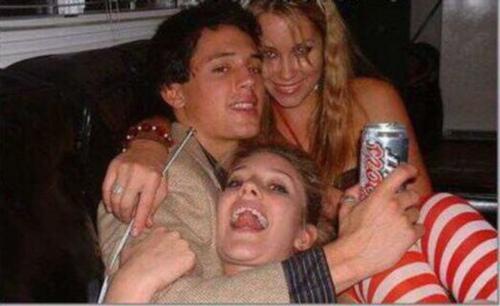 Lauren, Stephen and Heidi