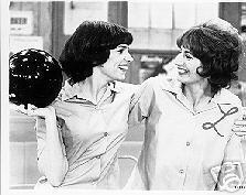 Laverne & Shirley wallpaper entitled Laverne & Shirley