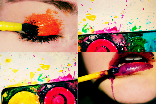 Life, Color, Happiness <3