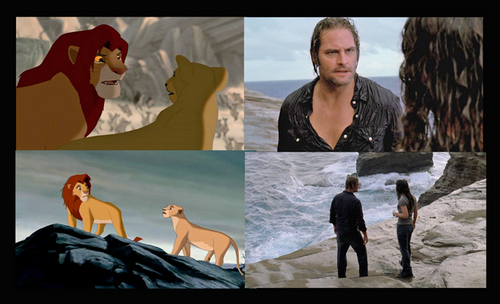 Lion King and LOST