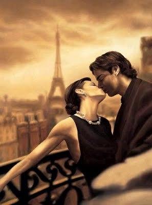 연인들 in Paris :)