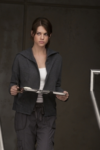 Lyndsy Fonseca as Katniss