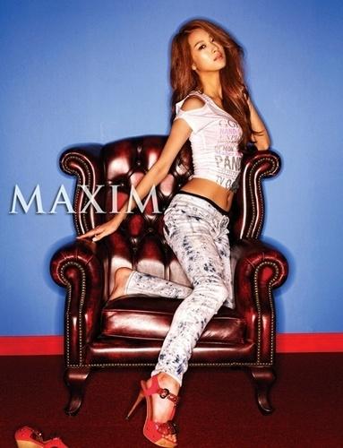 Lynn for Maxim