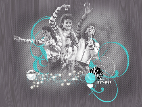 MJ BAD TOUR