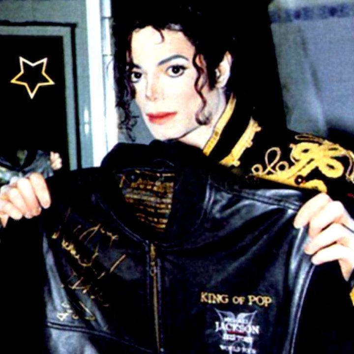 MJ rare !!! tình yêu bạn mj 4 ever (niks95)