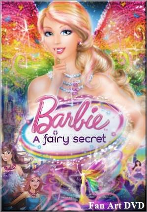 MY ファン art DVD バービー a Fairy secret