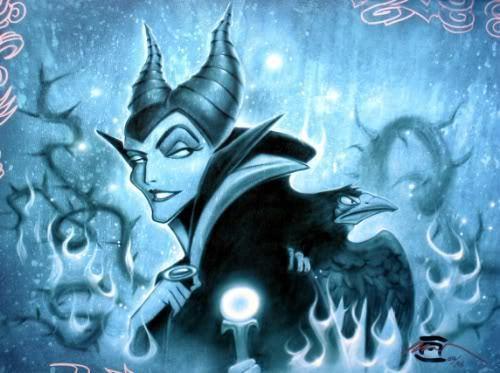 Disney Villains wallpaper entitled Maleficent