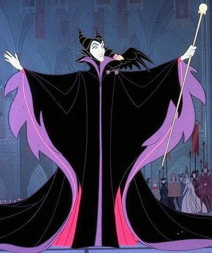Disney Villains wallpaper called Maleficent