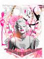 Marilyn Monroe American Rose - classic-movies fan art