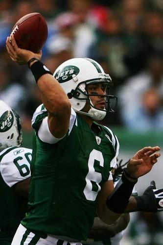 Mark Sanchez - NYJ vs Green baya Packers