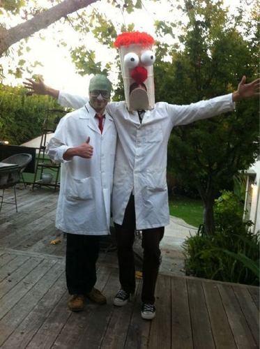Matthew's halloween Costume!!! :D