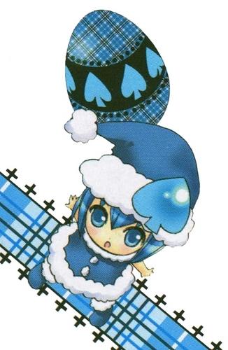 shugo chara wallpaper entitled Merry natal