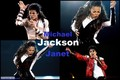 Michael And Janet Jackson <3