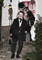 Michael Sheen On Halloween - twilight-series photo