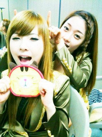 Hyemi & Sera