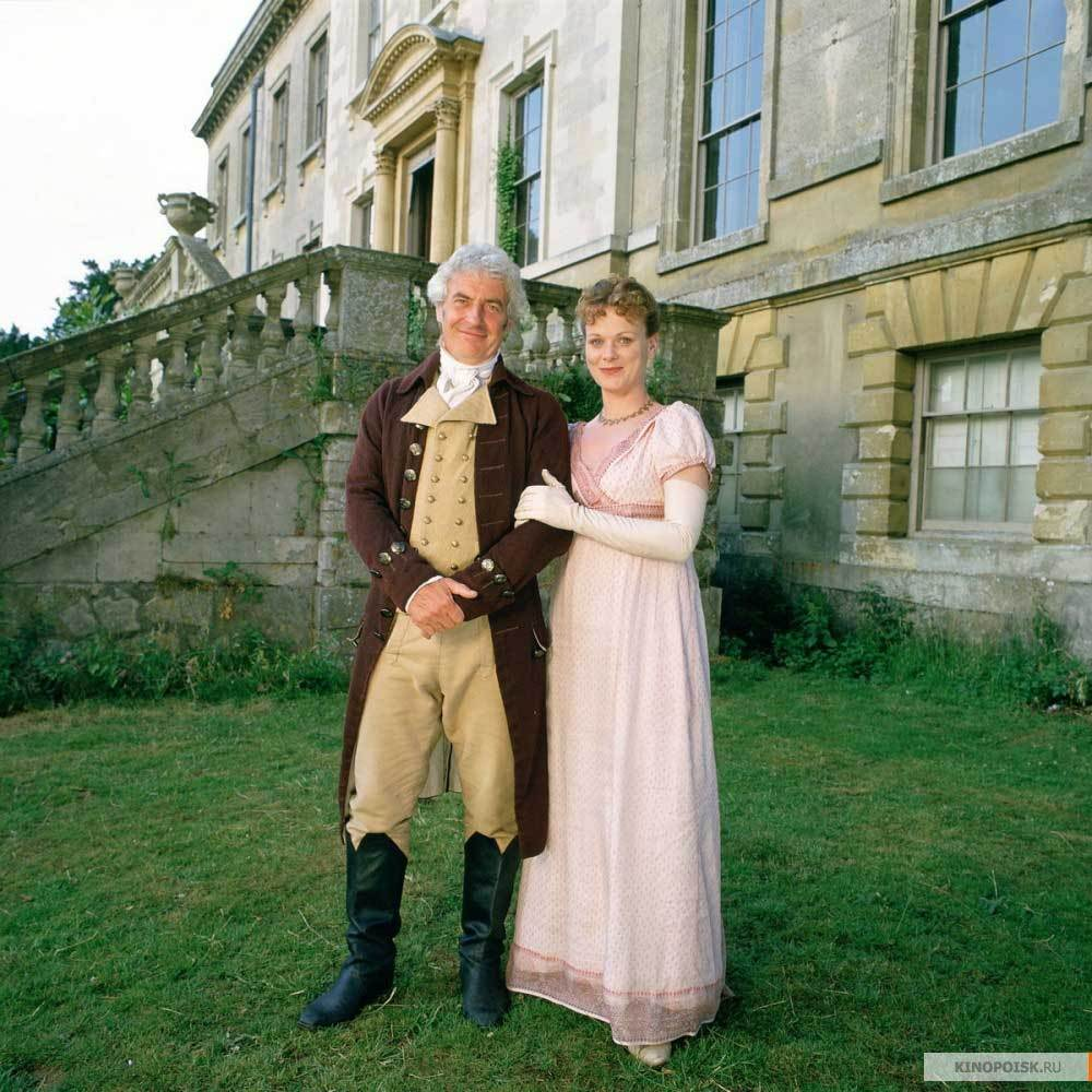 Mr and Mrs Weston - jane-austens-couples photo